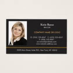 realtor business cards exles real estate business cards 4200 real estate business