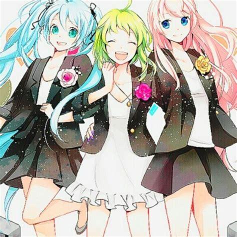3 Anime Best Friends by 3 Best Friends Anime Www Pixshark Images Galleries