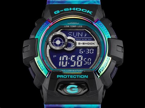 Baby G Casio Gls 5600 Pink g shock gls 8900ar 3jf winter version