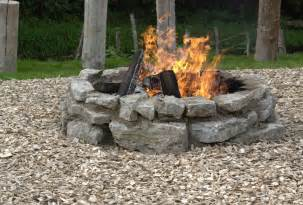 Outdoor Firepit How To Build An Outdoor Pit