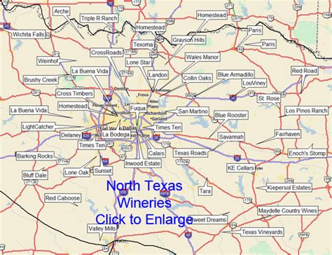 texas winery map map of east texas pictures to pin on pinsdaddy