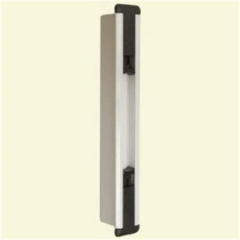 Sliding Door Insert by Lockit Sliding Glass Door Black White Cavity Insert