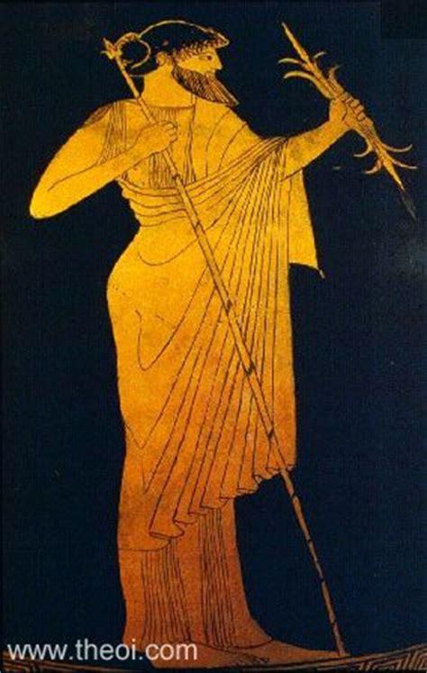 Zeus Vase Zeus Ancient Greek Vase Painting