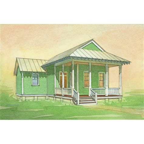 Lowes Katrina Cottages by Shop Lowe S Katrina Cottage Kc 1175 Plan Set Of 6 Plans