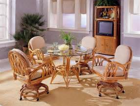 Wicker Dining Room Furniture Dining Room Deluxe Wicker Rattan Dining Room Chairs Indoor