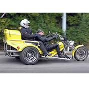 Motorized Tricycles