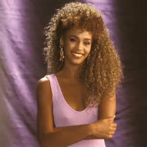 Whitney houston the face of innocence and the voice of an angel