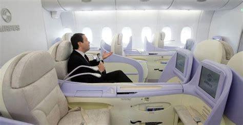 Aviones De Lujo Por Dentro | aviones de lujo y primera clase por dentro