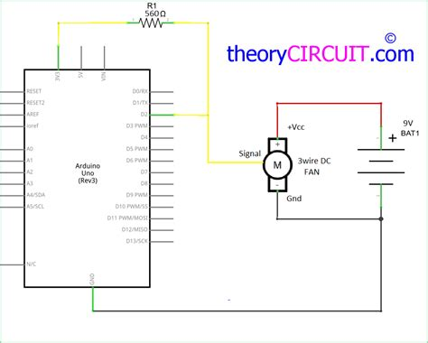 4 wire dc motor wiring diagram 12 volt fan speed