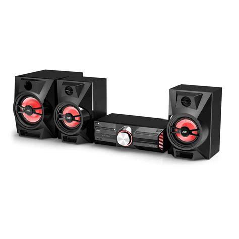 jvc jvc mxnb home theater dvd bluetooth system
