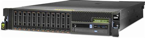 l server ibms erste power8 server l steht f 252 r linux ix