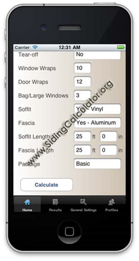 house siding calculator siding calculator app for iphone android