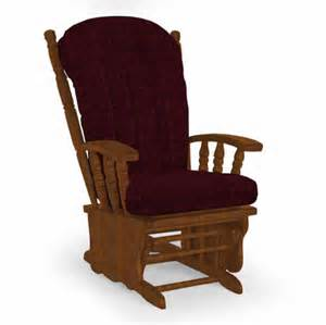 Wooden Rocking Chair With Cushion » Home Design 2017
