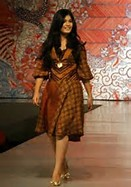 Indonesia Batik Clothes and Fashion Style 2012