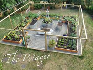 Vegetable garden diy home decor amp interior exterior