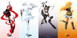 Xiao rwby anime click for details ruby rose rwby high caliber sniper