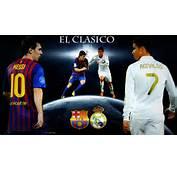 Lionel Messi Vs Cristiano Ronaldo Wallpapers  All About Football