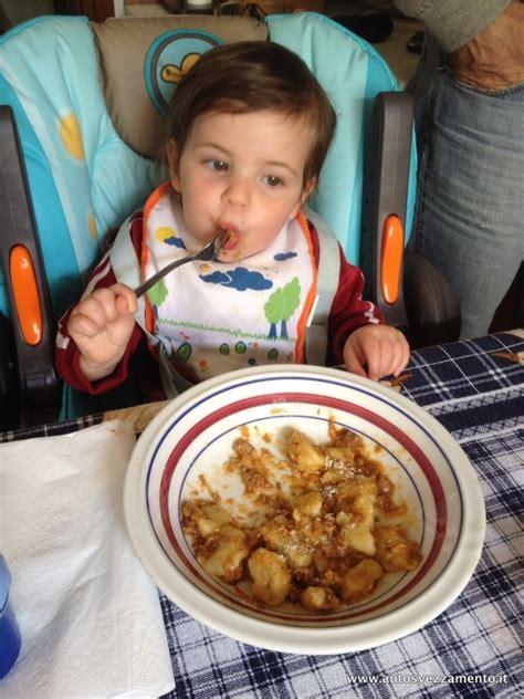 alimentazione a 13 mesi le foto della settimana iris 13 mesi e gli gnocchi