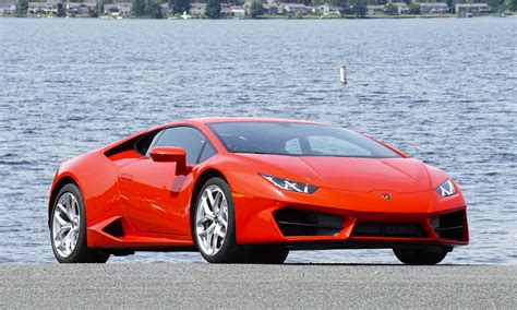 How Much Is The Lamborghini Huracan 2016 Lamborghini Huracan Review 187 Autonxt