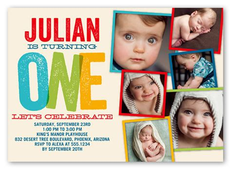 invitation card design for 1 year old birthday 1 year birthday invitations 1 year old birthday invites