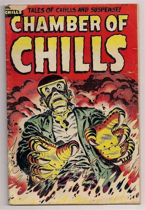 comic book with pictures horror illustrated 1950 s horror comic book covers