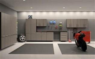 Cool Garage Designs Modern Garage Storage Cabinet Design Ideas And