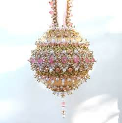 Beaded Christmas Ornaments To Make » Home Design 2017