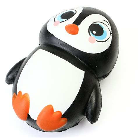 skuisi gigi jual squishy pinguin jumbo murah squisi squisy skuisi