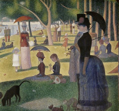 georges seurat most famous paintings georges seurat 17 artworks bio shows on artsy