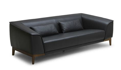 leather office sofa sirius plush two seater office sofa in leather boss s cabin