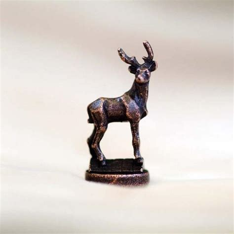 stag deer door decor accessories hingeheads