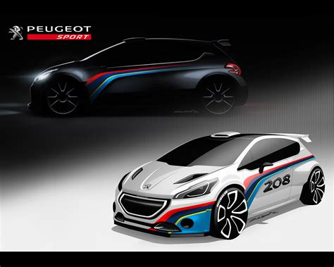 peugeot cars 2013 peugeot 208 type r5 rally car for 2013 technical