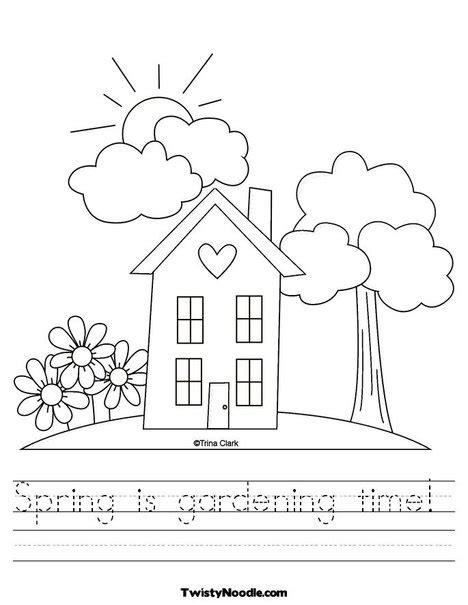 garden coloring worksheet 17 best images about garden worksheets on
