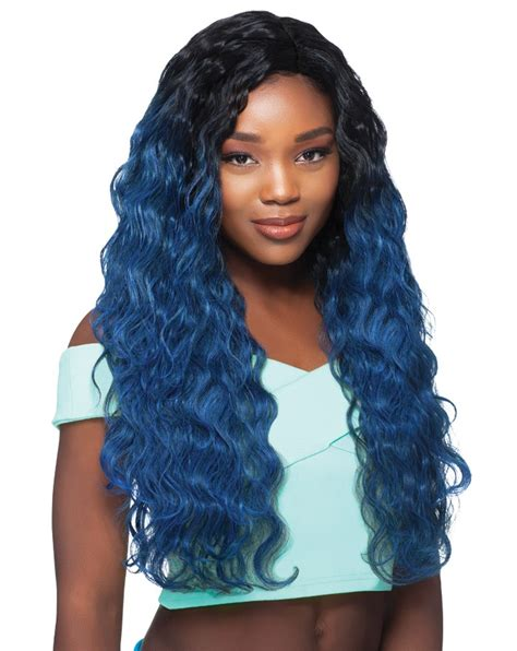 jamaican hair weave outre batik premium multi blend weave jamaican ocean wave