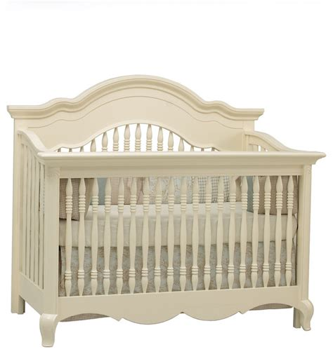 Crib Suite by Suite Bebe Lifetime 4 In 1 Crib White Linen
