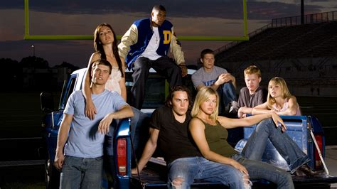 Friday Bight Lights by Friday Lights Cast Members Reunite 10 Years After Show Premiered Today
