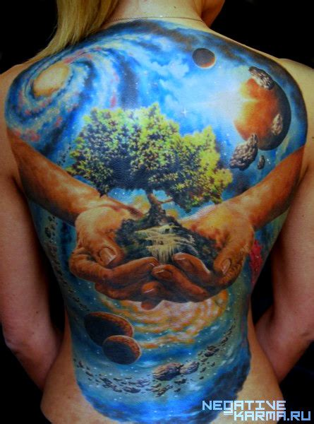 tattoo 3d tree 3d tattoos and designs page 123