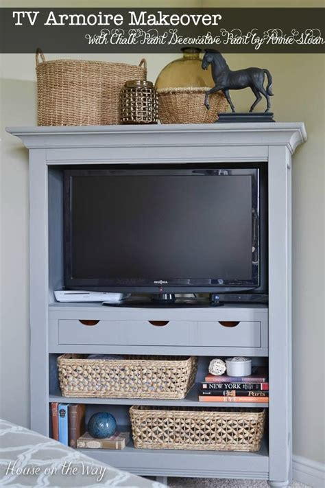 tv armoire makeover 197 best images about annie sloan chalk paint 174 projects on