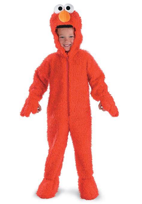 halloween costumes toddler elmo costume