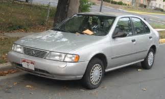 Nissan Sentra 1995 Specs 1995 Nissan Sentra B14 Pictures Information And Specs