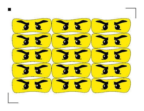 printable lego eyes free printable lego ninjago eyes for bags ole geb