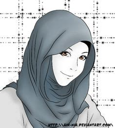 islamic anime images anime muslim hijab cartoon