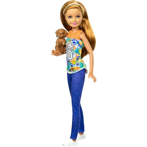 barbie boat movie barbie sisters puppy chase stacie doll