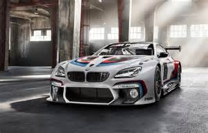 2016 bmw m6 gt3 races into frankfurt