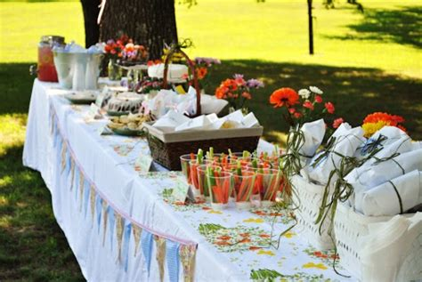Backyard Bridal Shower Ideas by 5 Affordable Bridal Shower Ideas For A June