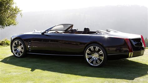 New Cadillac Ciel 4 door Convertible Concept Wows Pebble Beach Crowd [Photos   Video]