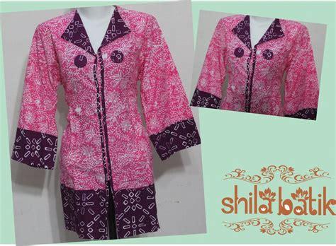 Baju Murah Model Baju Batik 2014 Koleksi Model Baju Batik Modern