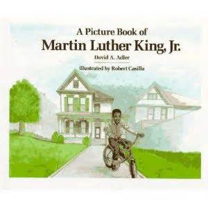 martin luther king jr picture book 17 best images about martin luther king jr preschool on