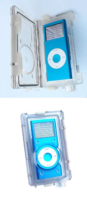 Ces Atlantic Waterproof Ipod by Press Releases News Skb Proav