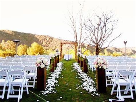 outdoor wedding venues louisiana mountaingate country club weddings los angeles outdoor